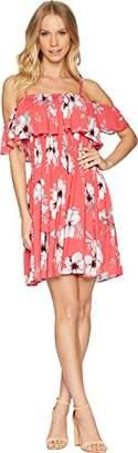 Jack by BB Dakota Junior's Winters Floral Printed Dress