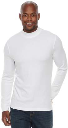 Croft & Barrow Men's Classic-Fit Easy-Care Mockneck Pullover