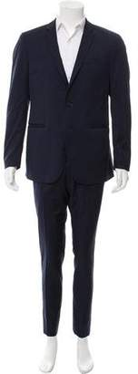 Fendi Wool Two-Piece Suit