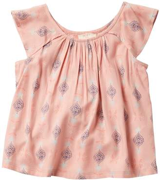 Roxy Love 'N Laughter Top (Toddler, Little Girls, & Big Girls)