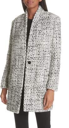 IRO Golden Tweed Coat