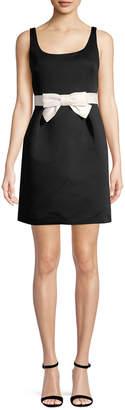 Kate Spade Bow Waist Sheath Dress