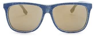 Diesel 58mm Square Sunglasses