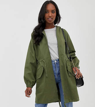 Asos Tall DESIGN Tall lightweight parka