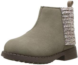 Osh Kosh Girls' Alice Fringe Ankle Boot