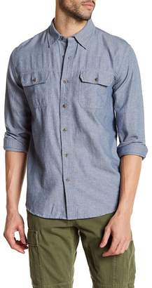 Joe Fresh Denim Button Down Standard Fit Shirt