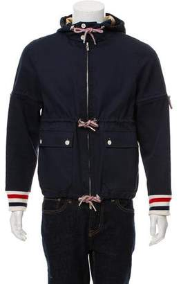 Thom Browne Lightweight Hooded Jacket