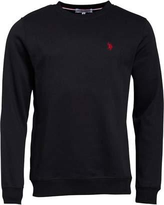 U.S. Polo Assn. Mens Cromwell Sweatshirt Black