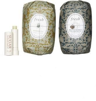 Fresh R) Oval Soap Set