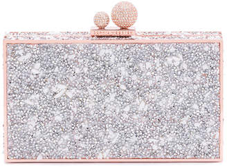 Sophia Webster Clara Crystal Box Clutch Bag