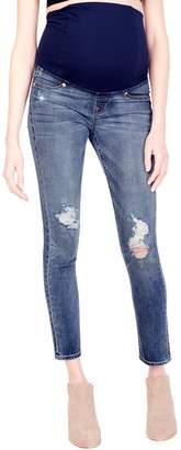 Ingrid & Isabel Women's Sasha Skinny Jeans