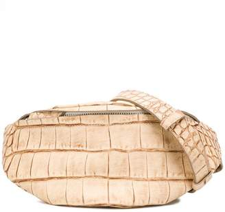 Manokhi scale belt bag