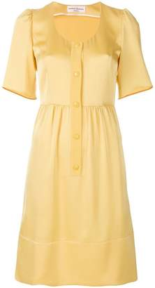 Sonia Rykiel shortsleeved button dress