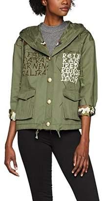 80a35a3c7ebb Womens Khaki Green Jacket - ShopStyle UK