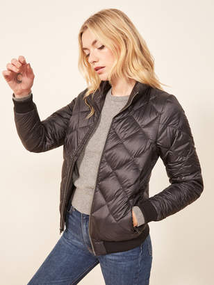 Reformation Patagonia Prow Bomber Jacket