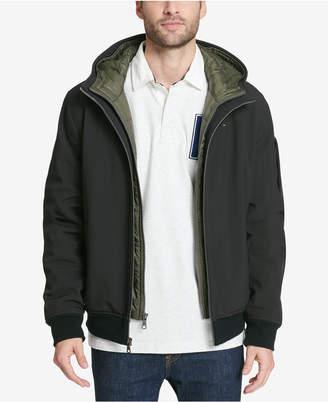 Tommy Hilfiger Men's Hooded Softshell Jacket