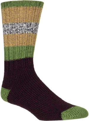 Woolrich Merino Stripe Sock - Men's