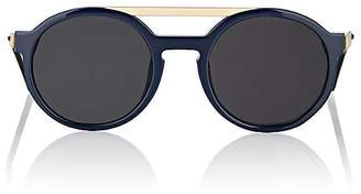 Thierry Lasry MEN'S ROUND SUNGLASSES