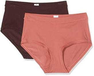 Dim Women's Shorty Body MOUV X2 Boy Short,(Pack of 2)
