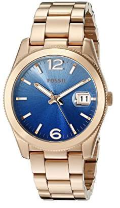 Fossil Women's ES3780 Perfect Boyfriend -Tone Stainless Steel Watch
