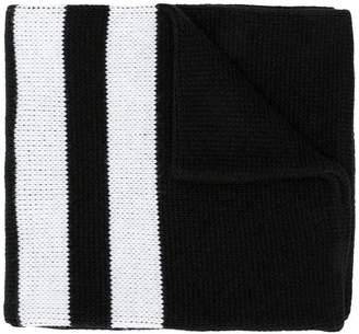 adidas logo scarf