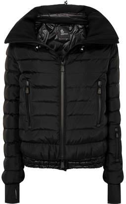 Moncler Vonne Quilted Down Jacket - Black
