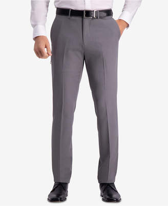 Kenneth Cole Reaction Men's TechniCole Slim-Fit Performance Tech Pocket Dress Pants
