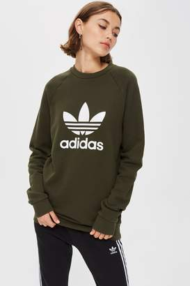 adidas Trefoil Crew Sweatshirt by