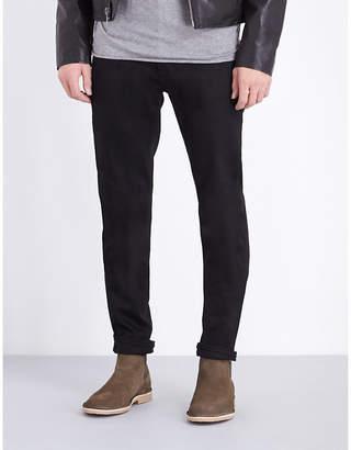 Nudie Jeans Thin Finn regular-fit straight-leg jeans