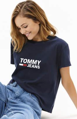 Tommy Jeans Flag Sleep T-Shirt