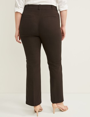 Lane Bryant Allie Sexy Stretch Boot Pant - Twill