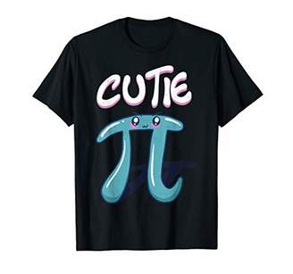 Pi Cutie Funny Nerd Gift For Math Geeks Day Design T-Shirt
