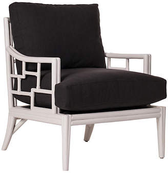 David Francis Furniture Tibet Lounge Chair - White