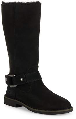 UGG Women's Braiden Fur Lined Boots
