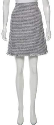 LK Bennett Tweed Knee-Length Skirt w/ Tags