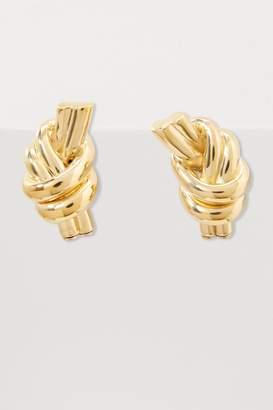 J.W.Anderson Knot earrings