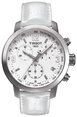 Tissot Women's PRC200 Quartz Chronograph Watch, 41mm