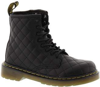Dr. Martens Girls Corlaney Juniors Quilted Lace Boot,-13 UK