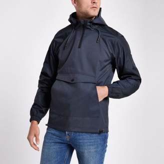 River Island Only and Sons blue anorak jacket