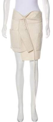 Isabel Marant Mini Wrap Skirt