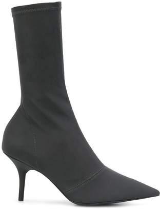 Yeezy Season 6 reflective ankle boots