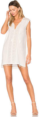 Soft Joie Kanae Dress in White $218 thestylecure.com