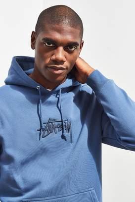 Stussy Applique Hoodie Sweatshirt