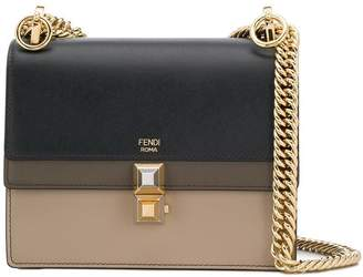 Fendi square shaped shoulder bag