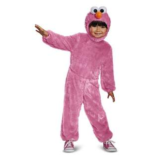 Disguise Costumes SESAME STREET ELMO COMFY FUR (2T)