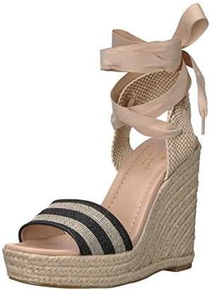 Kate Spade Women's Delano Espadrille Wedge Sandal