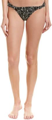 Vix Black Dots Bikini Bottom