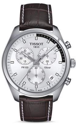 Tissot PR 100 Stainless Steel Chronograph, 41mm