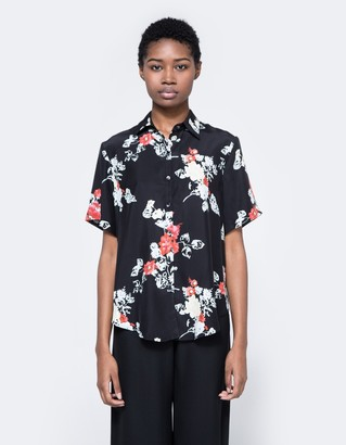Oversized Collared Shirt $450 thestylecure.com