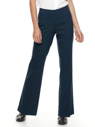 Apt. 9 Petite Brynn Pull-One Bootcut Dress Pants